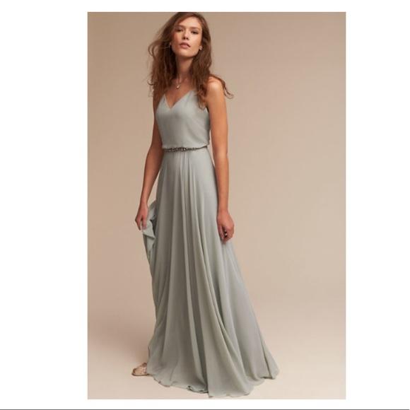 3e7e4420660d Jenny Yoo Dresses & Skirts - Jenny Yoo Inesse Chiffon Gown